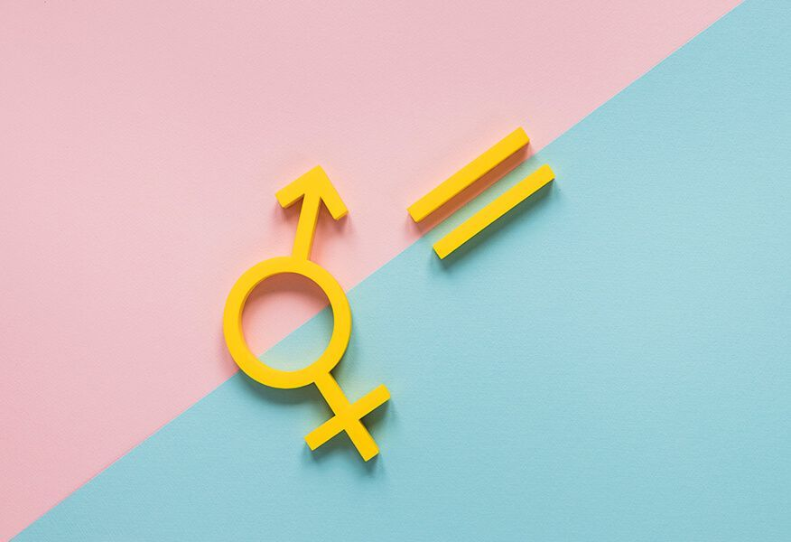 La igualdad de género en la pareja